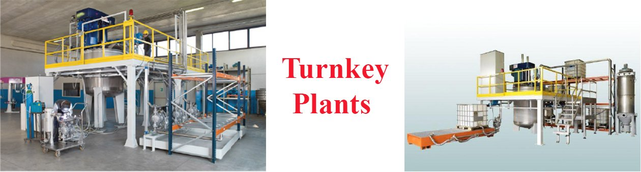 Turnkey Plants